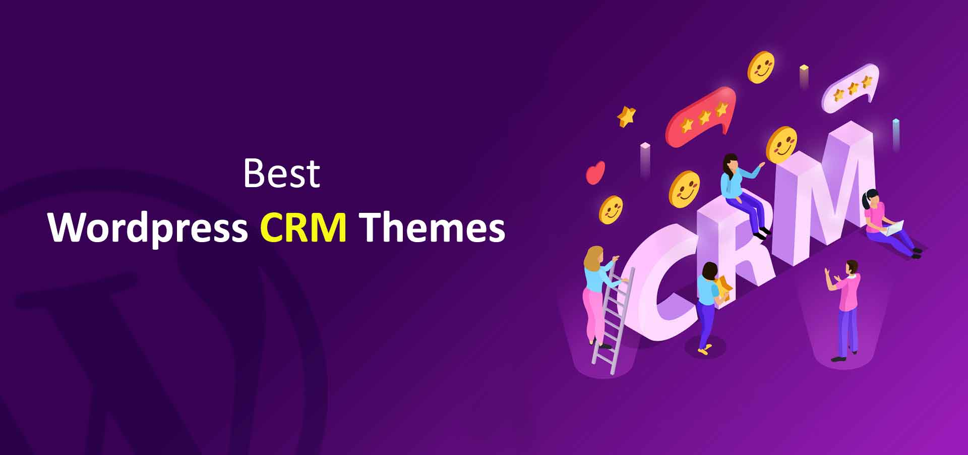 Wordpress CRM Themes