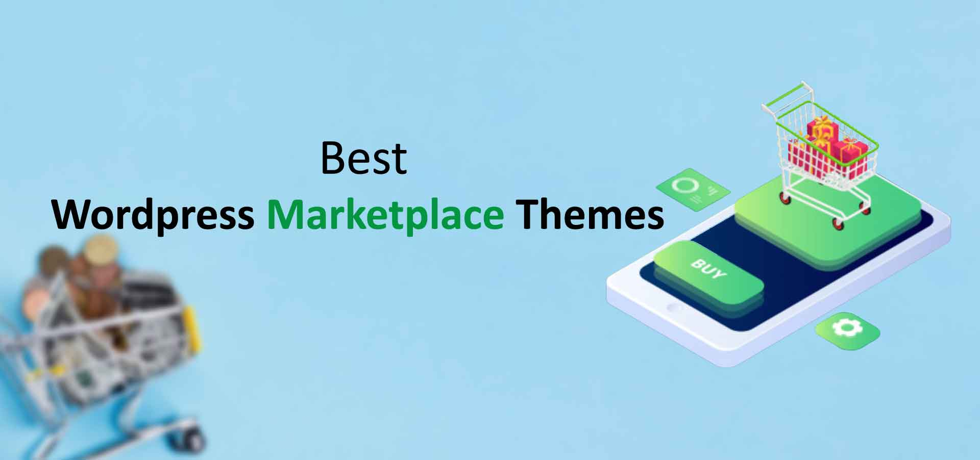 Wordpress Marketplace Themes